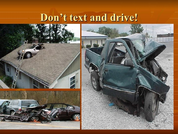 an examination of the effects of texting while driving Texting while driving distracted driving delay discounting impulsivity  delay)  affects drivers' decision to engage in such a risky behavior.
