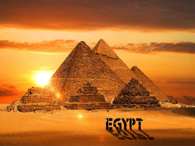 The egypt