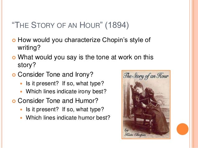 the story of an hour by kate chopin conflict