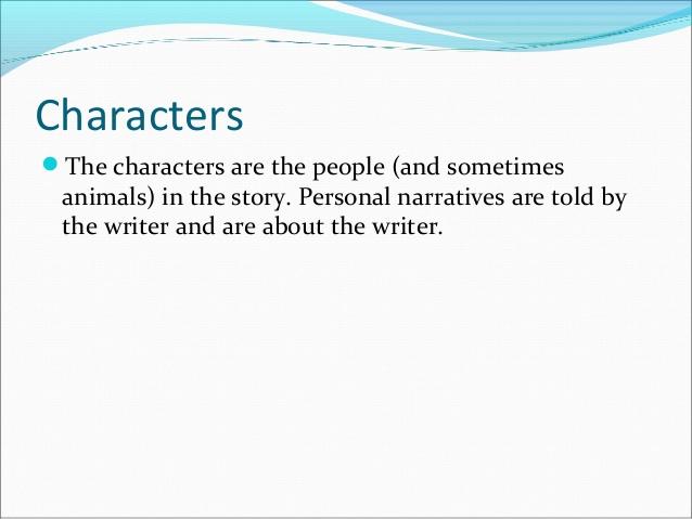 Narrative Essays - Purdue Online Writing Lab - Purdue University