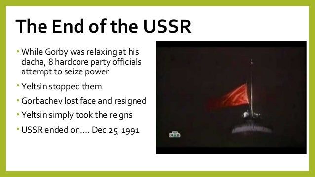 The collapse of soviet union essay