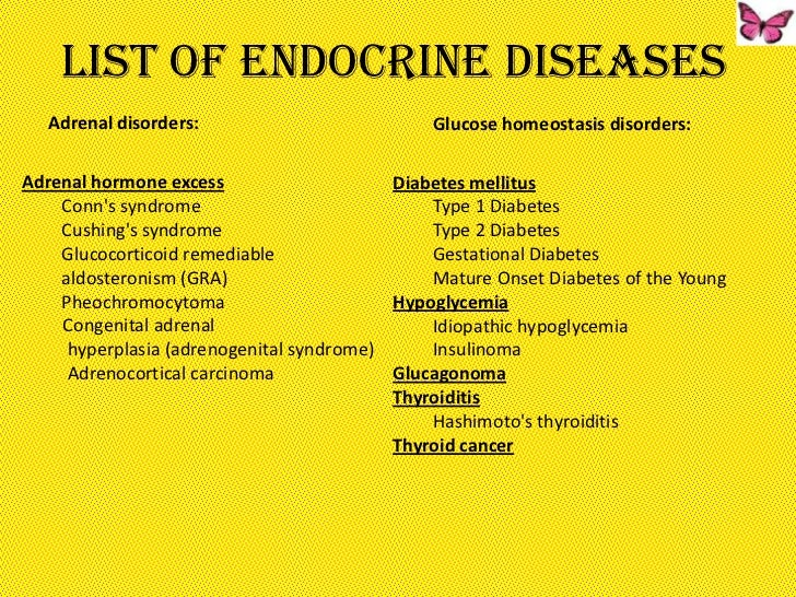 disease of the endocrine system diabetes essay Diabetes is an endocrine system disorder that affects millions of children and adults (ada, 2011) if left untreated, diabetic patients are at risk for several.