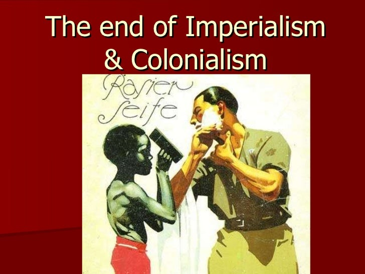 the end of corporate imperialism Since then, many multinationals and large domestic corporations  c k and  lieberthal, k (1998) 'the end of corporate imperialism', harvard.