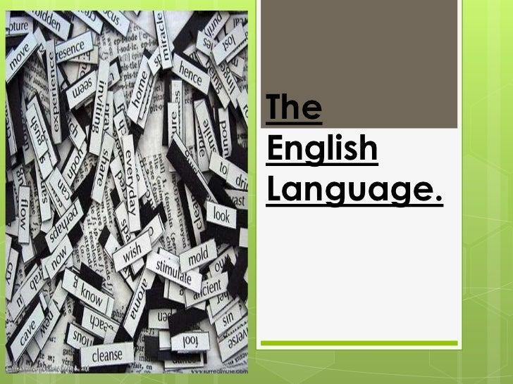 TheEnglishLanguage.