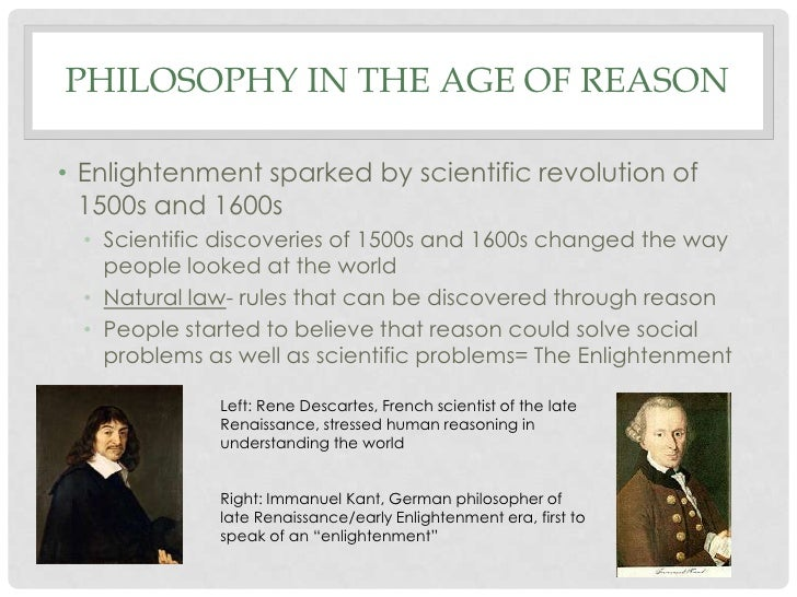 the scientific revolution on the enlightenment era essay Perfect for acing essays, tests the roots of the enlightenment the scientific revolution the enlightenment was the product of a vast set of cultural and.