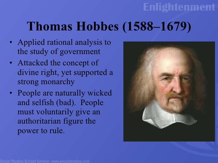 opinions of thomas hobbes and john locke on government and society