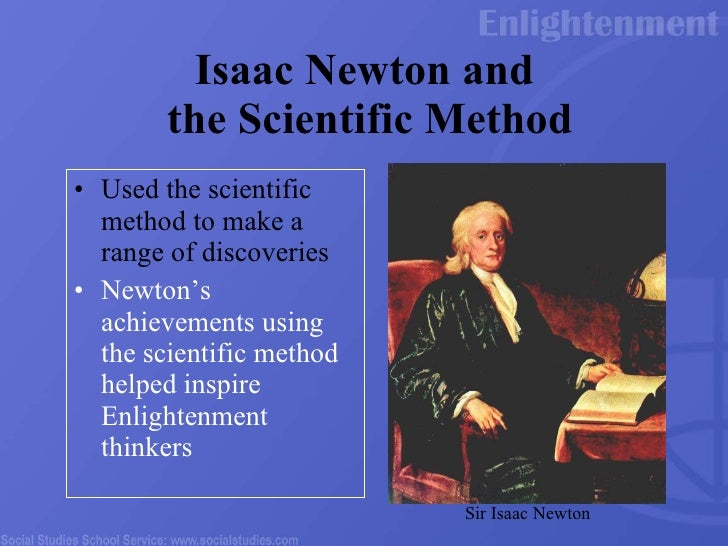 an introduction to francis bacons new scientific method Francis bacon discovered and popularized the scientific method, whereby the laws of science are discovered by gathering and analyzing data  the scientific new world.