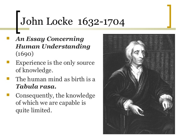 john locke thesis
