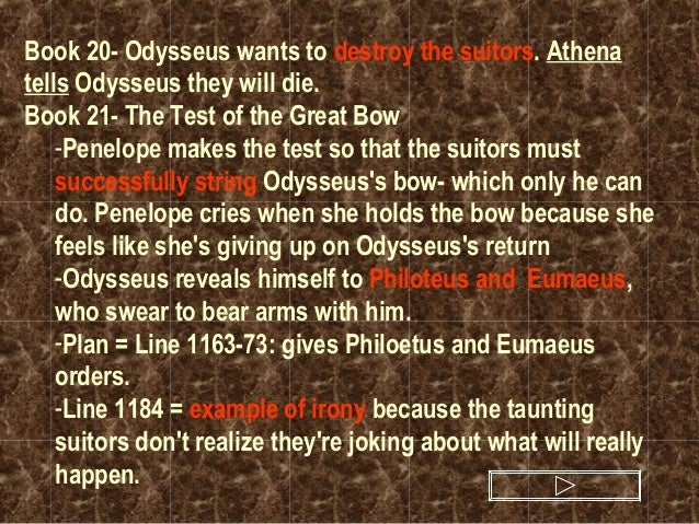 the odyssey book 12 a summary Book 12 following his return from the land of the dead, odysseus returns to circe's island and buries his dead crew member the odyssey summary.