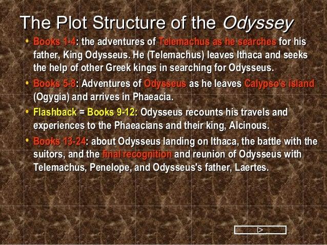 homer odyssey essays
