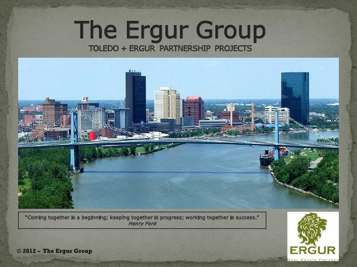 The Ergur Group 2012 / Toledo