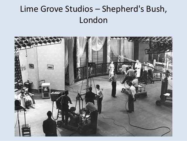 Mgm Studios Borehamwood 27 Mgm-british Studios