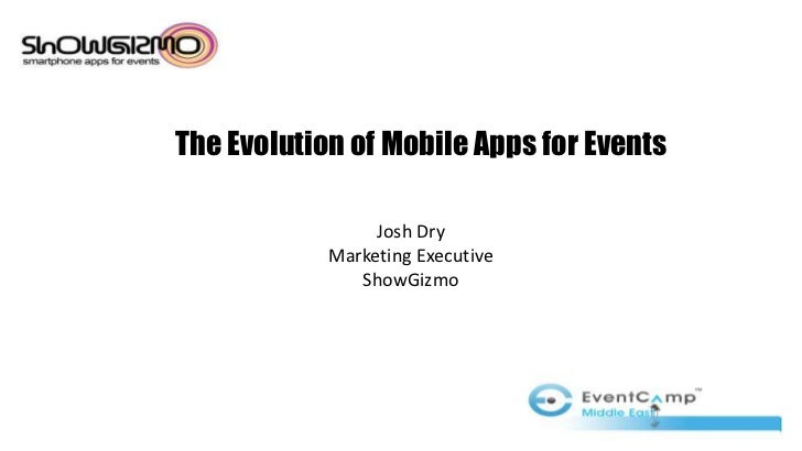 The Evolution of Event Apps