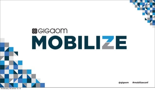 The Evolution of Mobile Development Tools - from Mobilize 2013