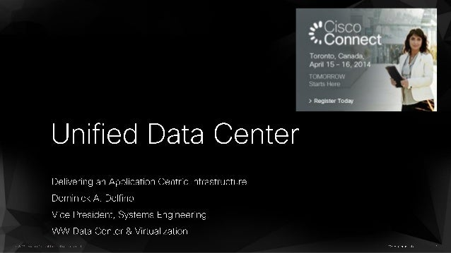The Evolution of the Data Centre