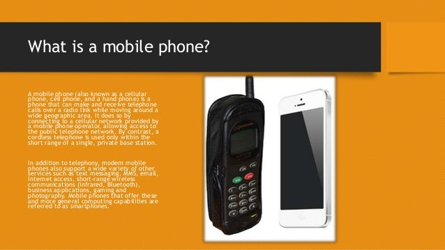 impact of mobile phones essay