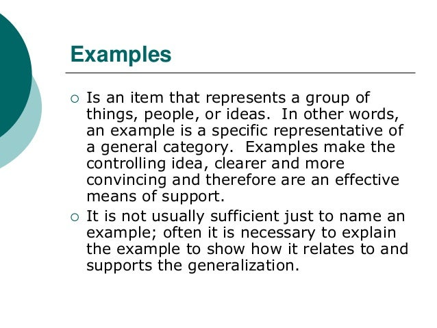 Essay Types And Examples