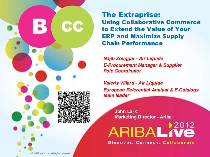 The Extraprise:B                            CC                                          Using Collaborative Commerce      ...
