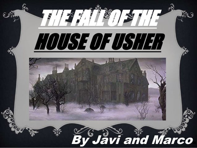 fall house usher 1 The fall of the house of usher is a short story by the american horror writer edgar allan poe it was first published in september 1839 in burton's gentleman's.