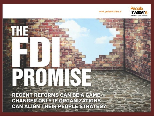 The FDI Promise