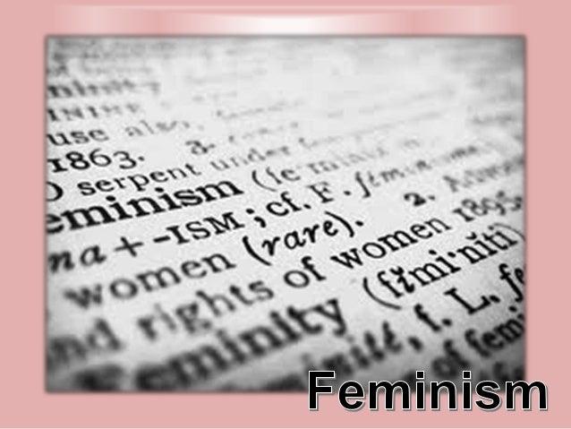 The feministapproachinliterarycriticism