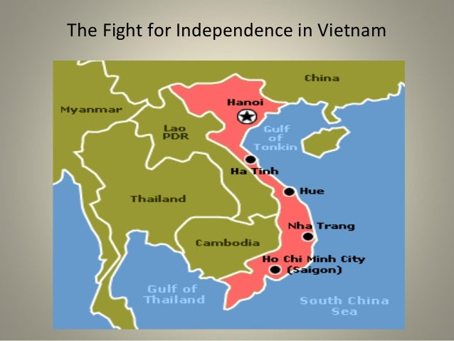 The Fight for Independence in Vietnam