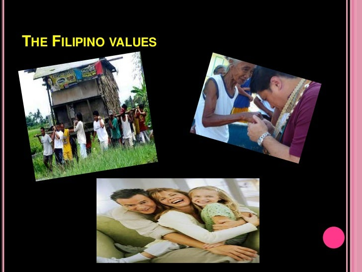 filipino values role play Traditional filipino games or indigenous games in the philippines (tagalog: laro ng lahi) are games commonly played by children, usually using native materials or.