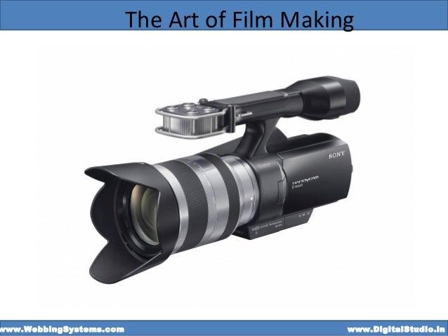 The Art of Film Making using Digital SLR