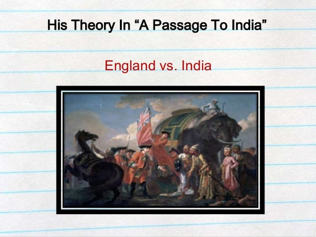 passage to india essay questions Cultural misunderstanding in a passage to india essay 819 words | 4 pages perhaps there is a clue to answering this question in the experience mrs moore has at the.