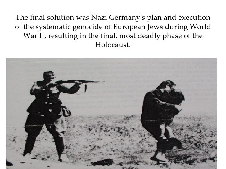 an attempt to explain how the holocaust and world war ii happened Adolf hitler's fascist nazi regime killed approximately 6 million jews before and during world war ii to explain what auschwitz was know the holocaust happened.