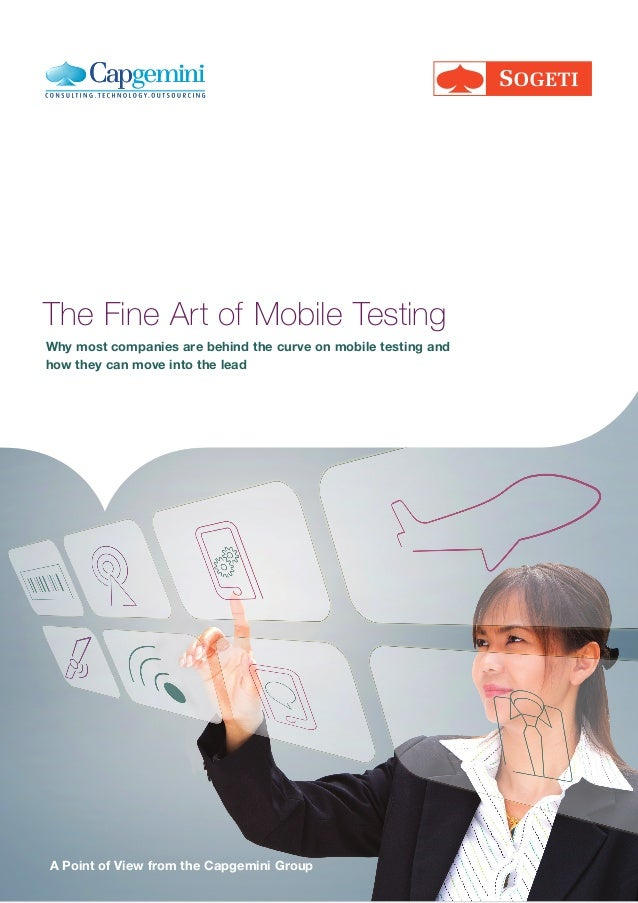 The fine art of mobile testing