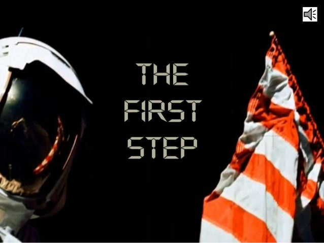 The first step. ppsx