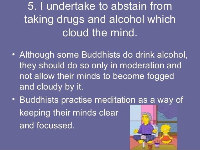 Do Buddhists Drink Alcohol