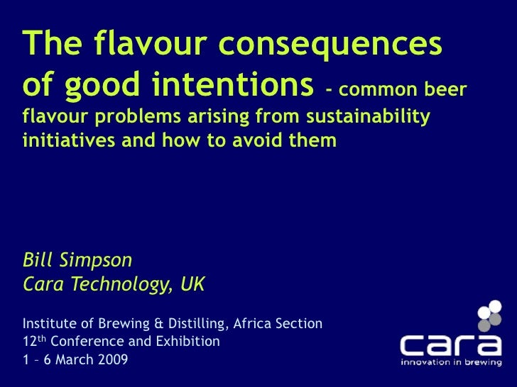 The Flavour Consequences Of Good Intentions