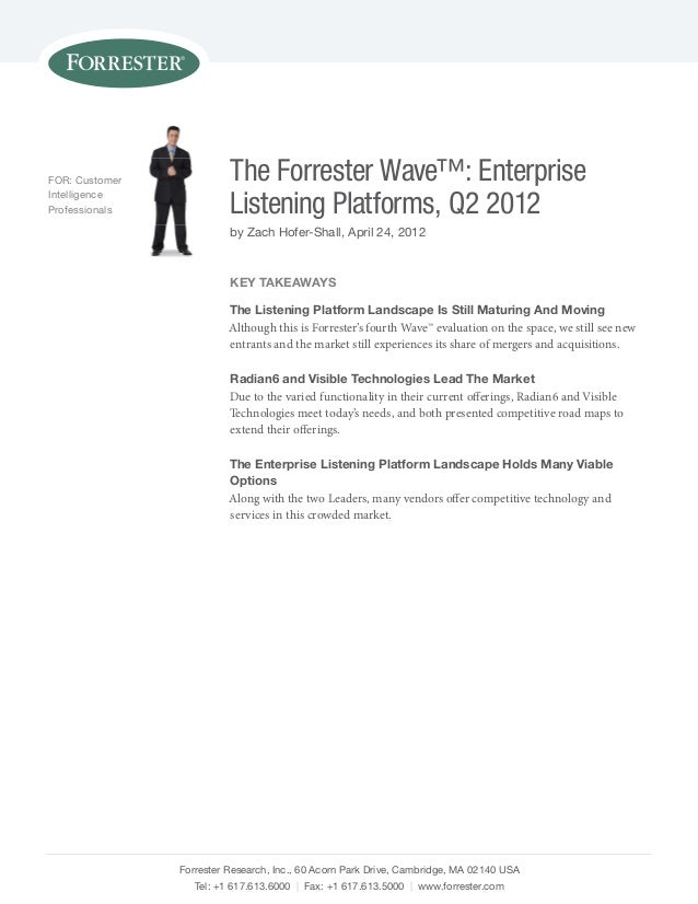 The forrester wave_enterp_2012