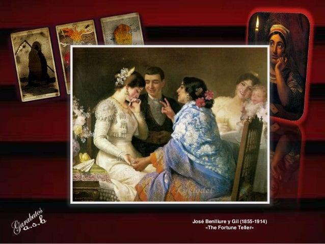 José Benlliure y Gil (1855-1914)     «The Fortune Teller»