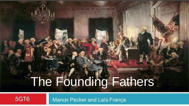 Apresentação em Tela LargaThe Founding FathersThe Founding Fathers 5GT6 Manon Pecker and Laïs França