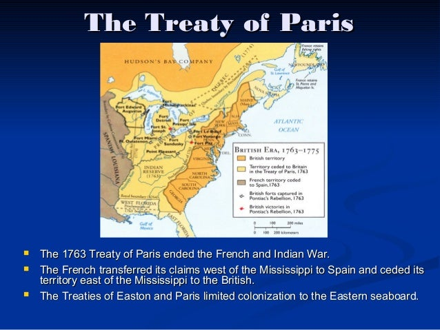 treaty of paris 1763 essay In this lesson, we will discuss the treaty of paris and the events that led up to its signing after summarizing the treaty, we will analyze its.