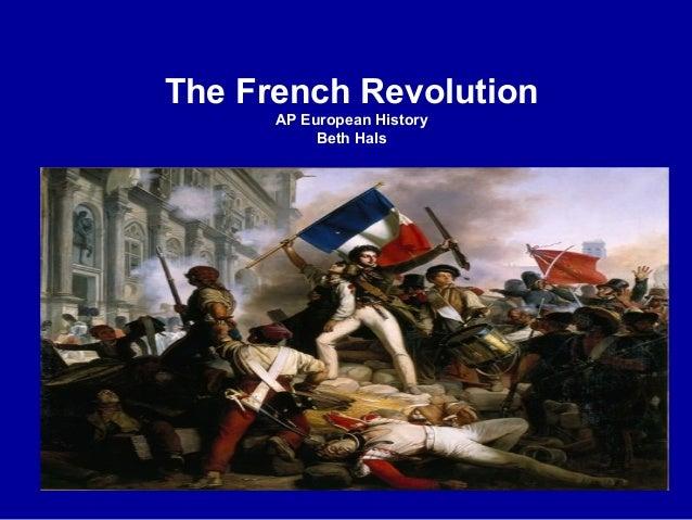 france revolution essay