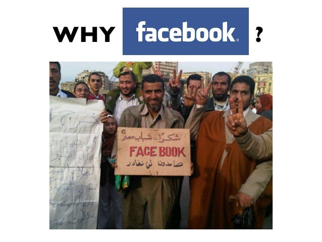 The fuss about facebook 2011
