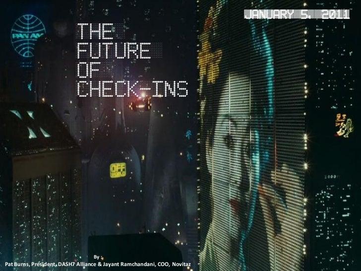The Future of Check ins