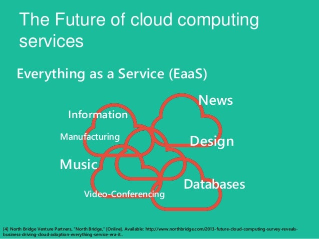 The Future of Cloud Computing: $127 Billion Market By 2018 [REPORT]