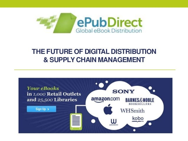 The Future of eBook Distribution