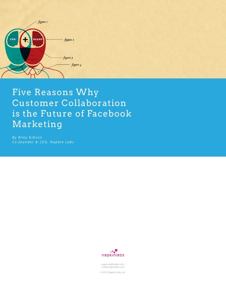 Five Reasons WhyCustomer Collaborationis the Future of FacebookMarketingBy Riley GibsonCo-founder & CEO, Napkin Labs      ...