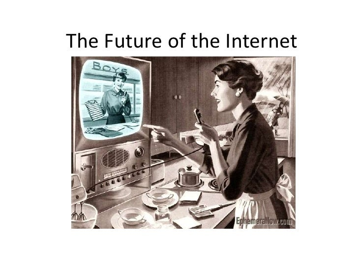 The Future of the Internet<br />