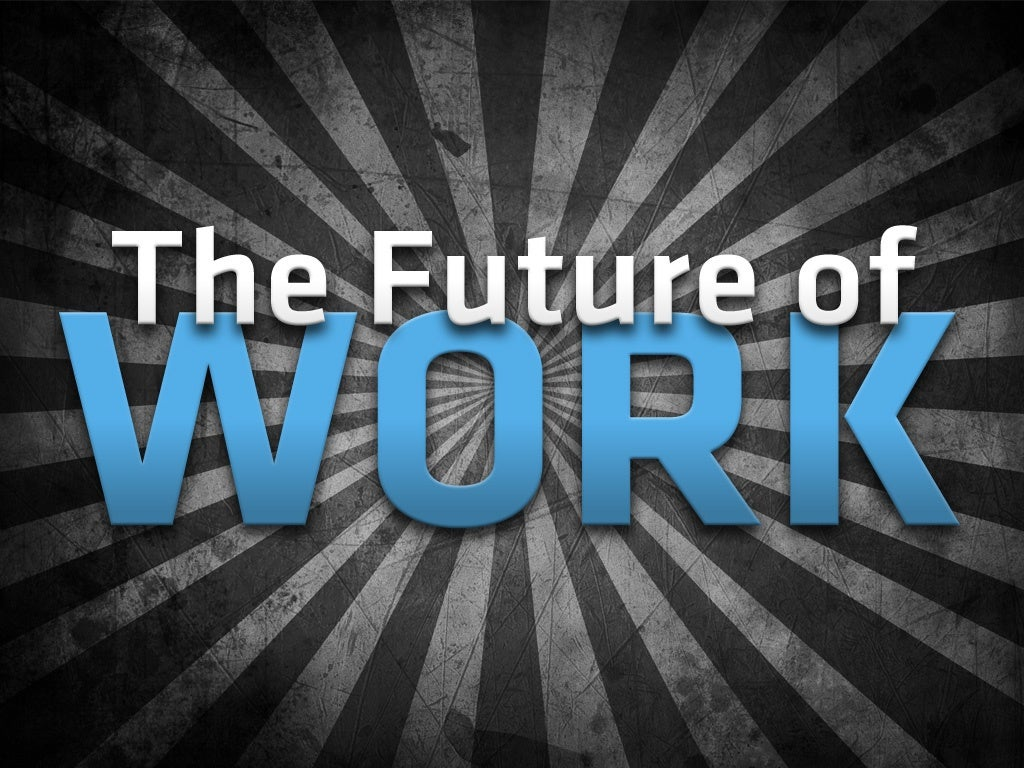 The Future of Work - Cover