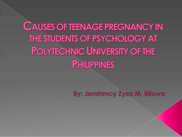 teenage pregnancy its level and causes Thirty percent of all teenage girls who drop out of school cite pregnancy and parenthood as key reasons rates among hispanic (36 percent) and african american (38 percent) girls are higher educational achievement affects the lifetime income of teen mothers: two-thirds of families started by teens.