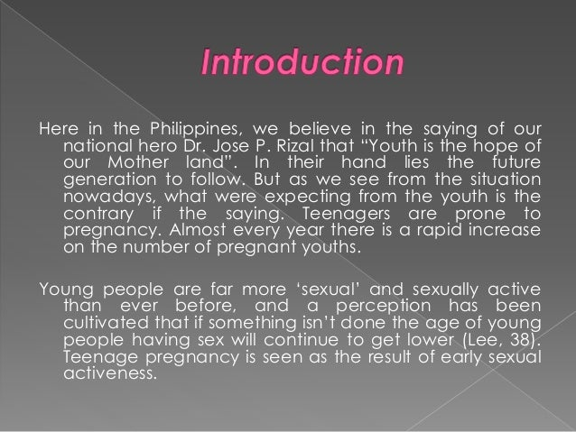 introduction essay on teenage pregnancy Teen pregnancy conclusion page history last edited by paige s 7 years, 11 months ago conclusion from what teenagers have read about being a teen parent it isn't as great as it sounds no one wants to become a parent when they are a teenager teenagers are not able to get a decent education, and some teens don't know what.