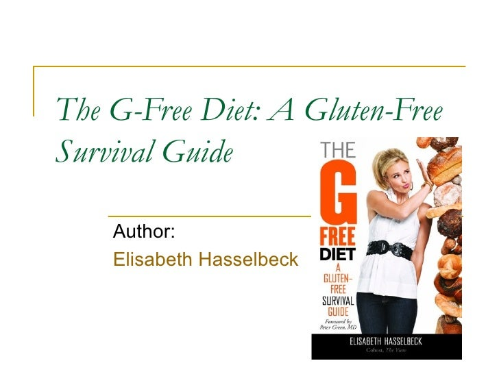 The G Free Diet Review