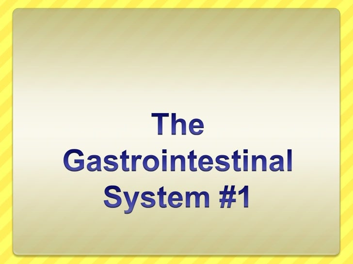 System Overview   The digestive tract, often called the    alimentary tract or canal, is a muscular tube    that contains...